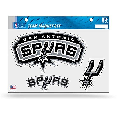 NBA San Antonio Spurs Bling Team Magnet Set