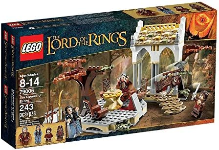 LEGO Lord of the Rings 79006 The Council of Elrond: Amazon.de: Spielzeug