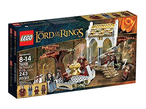 LEGO 10237 Lord of the Rings The Tower of Orthanc Building