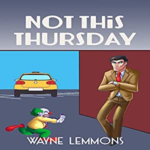 Not This Thursday Audiobook