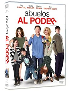 Abuelos Al Poder [DVD]