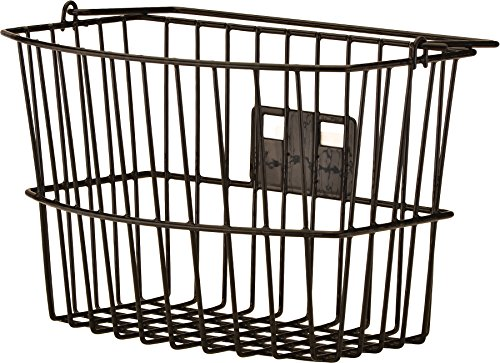NOVA Medical Products Basket for Knee Walker, Black, 3 Pound