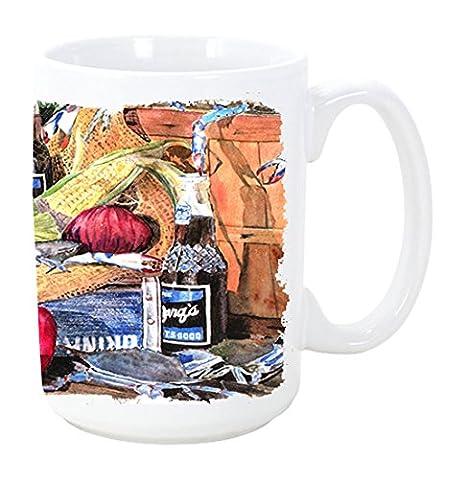 Amazon.com: Caroline s Treasures 8538 CM15 barq s y ...
