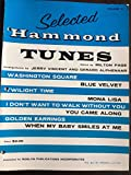 img - for Selected Hammond Tunes Volume 2 book / textbook / text book