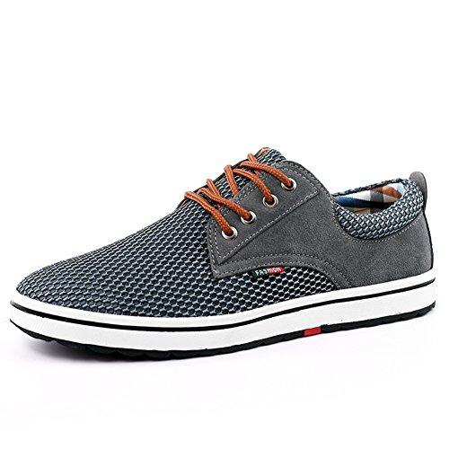 Bajos flujos en zapatos de verano/Air UK ocio zapatos/Zapatos de hombre cómodo y versátil A
