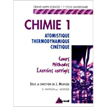 chimie 1-atomistique, thermodynamique, cinetique (grand amphi)