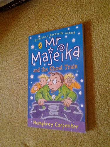 Mr. Majeika and the Ghost Train by Humphrey Carpenter (Hardback, 1994)