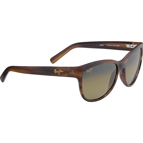 d79ef6a90f7 Maui Jim - Ailana - Matte Chocolate Frame-Hcl Bronze Polarized Lenses