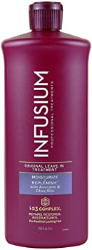 Infusium Leave-in-Treatment, Moisturize and Replenish, 33.8 oz