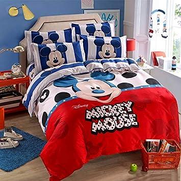 Best Quality - Bedding Sets - Mouse Duvet Cover Set Size Kids Birthday Gift  Bedding Set for Children...