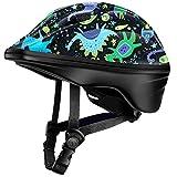 OutdoorMaster Toddler Bike Helmet - CPSC Certified Multi-sport...