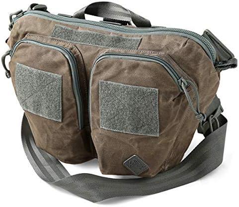MF-0497 ARIES CROSS BODY BAG ボディバッグ WAX COTTON