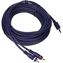 Cables to Go 25ft Velocity 3.5mm to (2) RCA Audio Cable