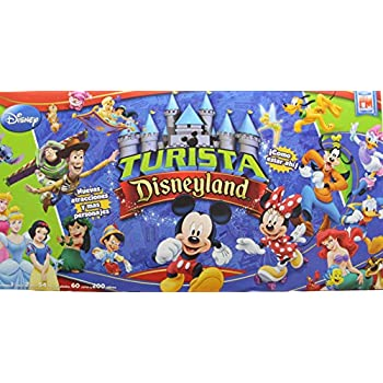 Amazon.com: Turista Mundial Disneyland Spanish Edition ...