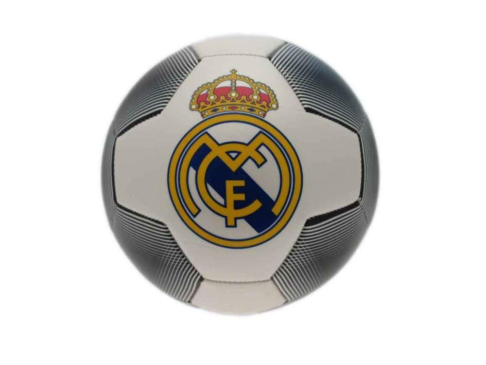 Real Madrid - Balón de fútbol r.5 GL: Amazon.es: Deportes y aire libre