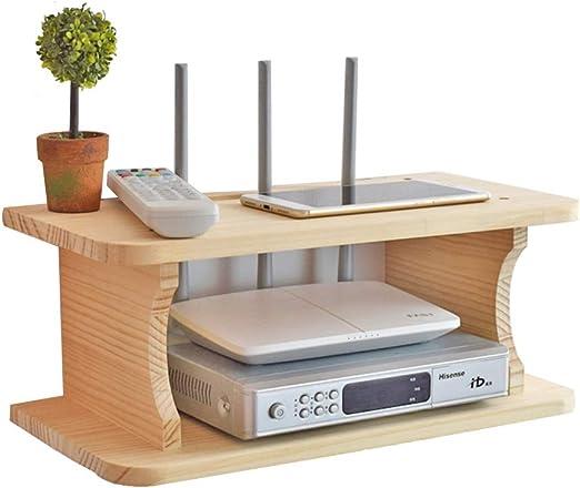 Baldas flotantes Router Estante For Televisor Estante For Colgar ...