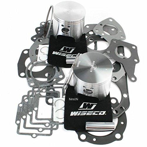 ワイセコ Wiseco 2スト ピストン フルセット 98年-02年 カワサキ JS750 743cc 80.00mm スタンダード WK1241   B01M8HXXYF