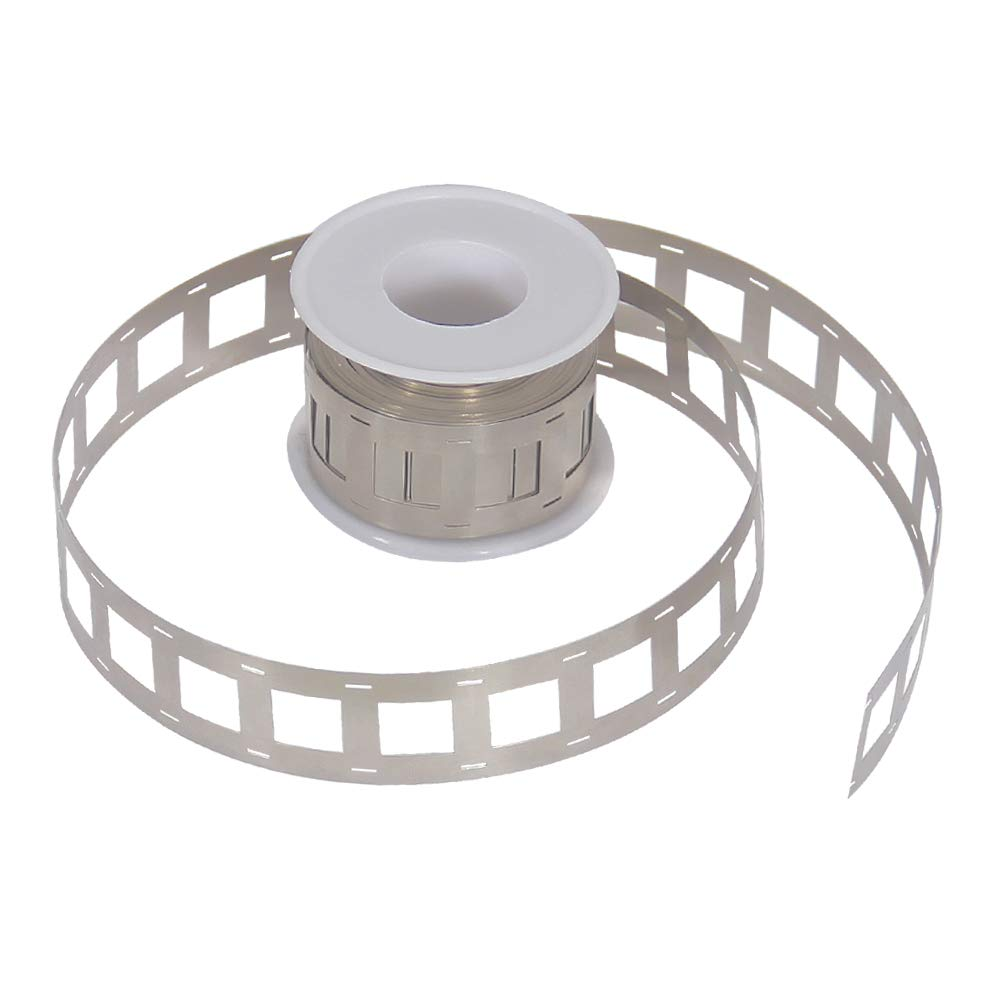 0.15x27mm 99.96/% Nickel 10M Pure Nickel Strip For 18650 Battery Spot Welding Connect 18650 battery in parallel 0.15mm