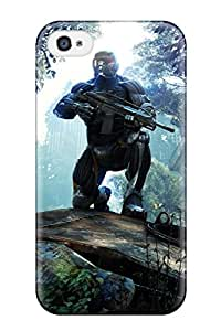 Tpu Fashionable Design Crysis 3 New 2013 Rugged Case Cover For Iphone 4/4s New