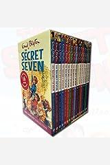 Secret 7 Series (15 Book Collection Set) By Enid Blyton (Secret-Seven) Paperback