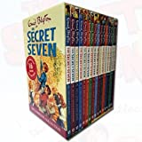 Enid Blyton The Complete Secret Seven Collection 16 Books Box Set