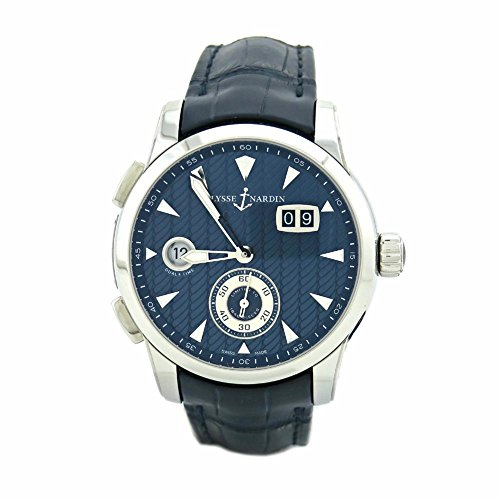 Ulysse-Nardin-Dual-Time-swiss-automatic-mens-Watch-3343-126LE93-Certified-Pre-owned
