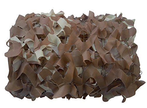 Joryn Camo Netting 6.5x10ft Desert Camouflage Net