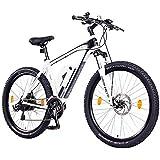 "NCM Prague Electric Mountain Bike, electric bike, E-Bike 250W, 36V 13Ah 468Wh Li-ion Battery, 26""/27,5""/29"""