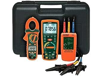 Extech instruments MG302-MTK - Motor y solución de problemas en coche kit