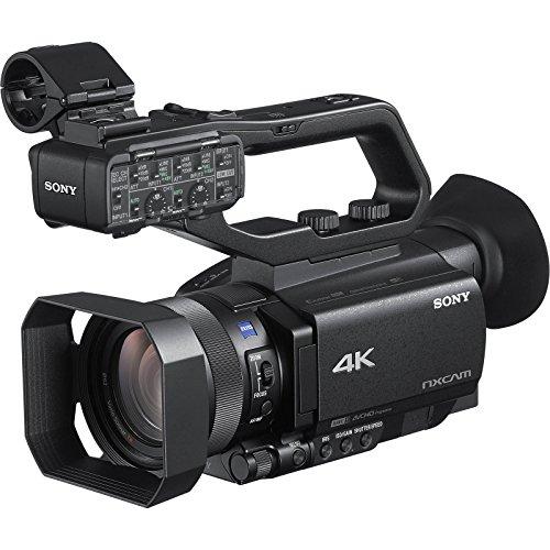 Sony HXR-NX80 4K HD NXCAM Camcorder (Sony Fdr Ax33 4k Ultra Hd Handycam)