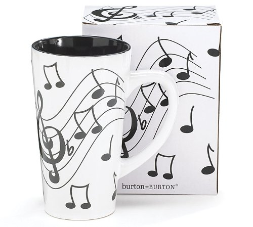 Musical Ceramic Coffee Travel Treble product image