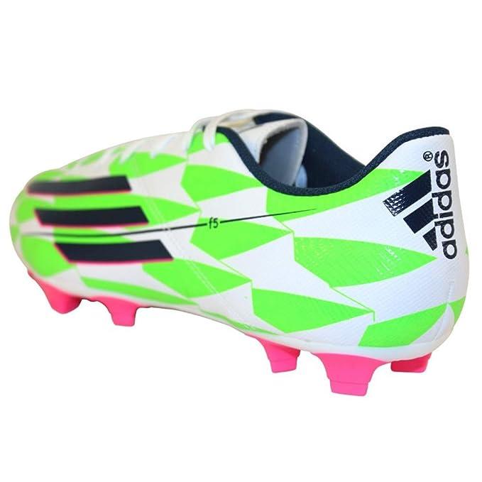 reputable site 00c32 b69b5 adidas Performance, Scarpe da calcio uomo weiß   neongrün 11,5 UK - 46,2    3 EU  Amazon.it  Sport e tempo libero