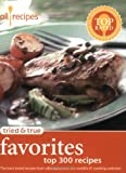 Tried and True Favorites, Allrecipes.com Staff, 0971172307