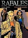 Rafales - tome 1 - Inhumains (Les) par Desberg