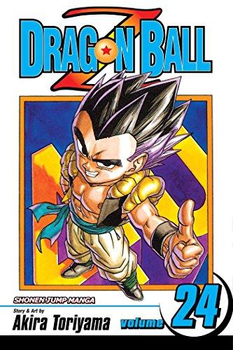 Dragon Ball Z, Vol. 24 (Dragon Ball Gt Manga)