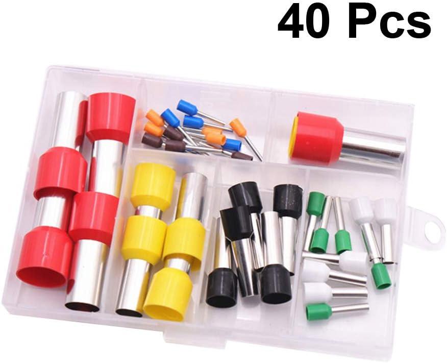 Artibetter Lot de 40 emporte-pi/èces ronds en forme de cercles en argile polym/ère
