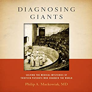 Diagnosing Giants Audiobook