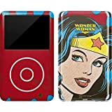 DC Comics Wonder Woman iPod Classic (6th Gen) 80 & 160GB Skin - Wonder Woman Vintage Profile Vinyl Decal Skin For Your iPod Classic (6th Gen) 80 & 160GB
