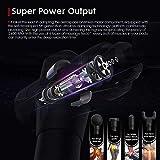 QekTech Massage Gun - Portable Muscle Massager