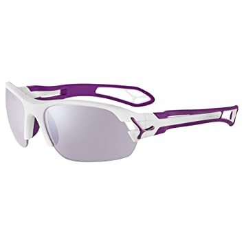 Cébé SPring 2.0 Gafas de Sol Mujeres Matt White Cranberry ...