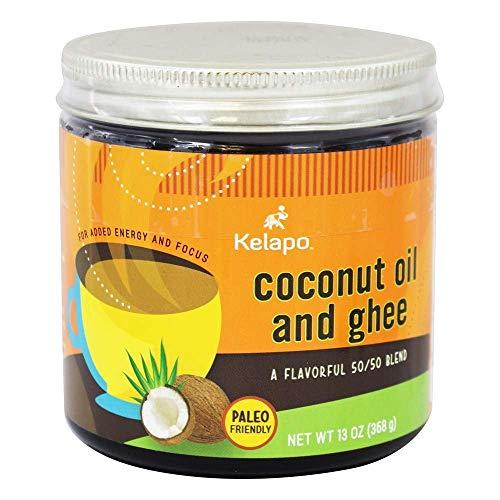 Kelapo Coconut Oil & Ghee 50/50 Blend - 13 Fl Oz | Pack of 12 by Kelapo (Image #3)