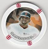 2014 Topps Poker Chipz Pablo Sandoval San Francisco Giants