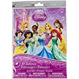 Savvi Disney Temporary Tattoos, Set of 50, Styles Vary