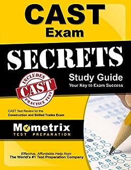 amazon com cast exam secrets study guide cast test review for the rh amazon com Cast Test Sample Practice Cast Test Lineman