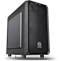 CPU Solutions Gamer PC Core I7 7700K 4.2Ghz Quad Core with Windows 10 Pro, 8GB RAM, 250GB SSD, 2TB HDD, GTX1080 w/8GB