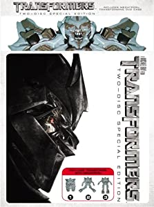Cover Image for 'Transformers: Revenge of the Fallen (Target Exclusive Transforming Bumblebee 2-disc Special Edition)'