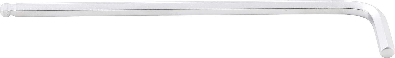 BGS 790-8 Innensechskant//Innensechskant mit Kugelkopf 8 mm extra lang Winkelschl/üssel