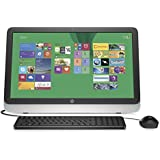 HP 23-R010 23 Inch All-in-One Desktop (Intel Pentium G3260T, 4 GB RAM, 1 TB HDD, Intel HD Graphics)