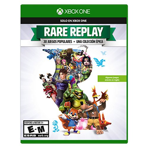 Rare Replay - Xbox One - Classics Edition