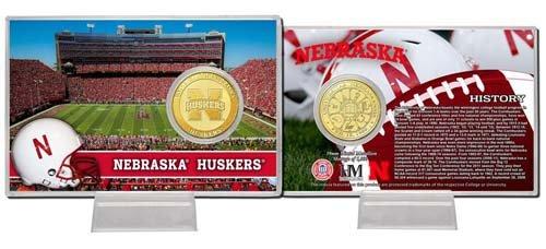 Highland B00H9WCUNM Mint UN13BBCCK University of Nebraska Bronze Nebraska Coin Card of NCAA Nebraska Cornhuskers B00H9WCUNM, 水上温泉 別亭やえ野:8a8f656f --- itxassou.fr